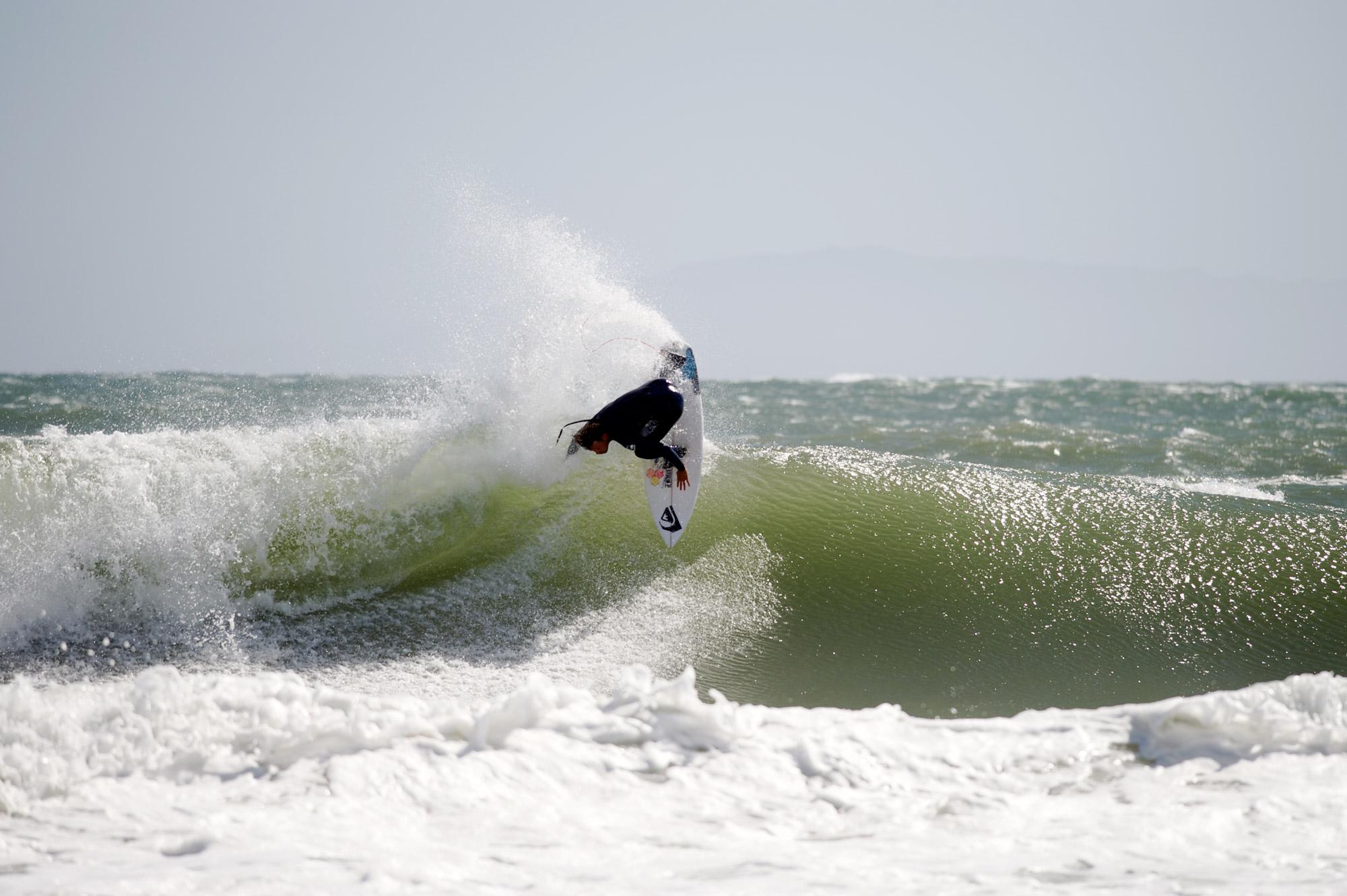 Moniteur Allons Surfer - La Torche