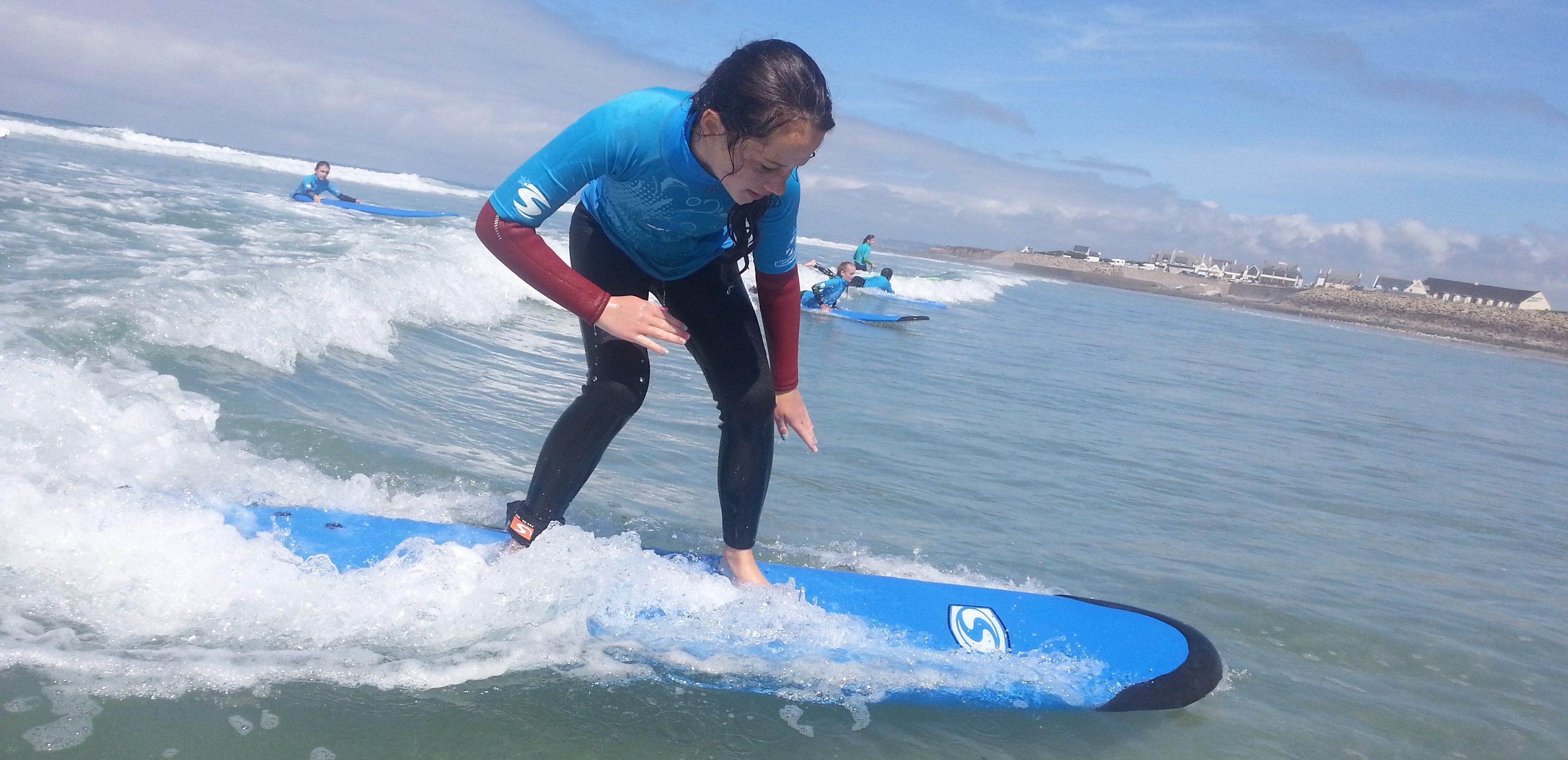 Allons Surfer - La Torche